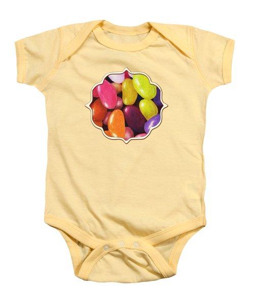 Jelly Beans Baby Onesie