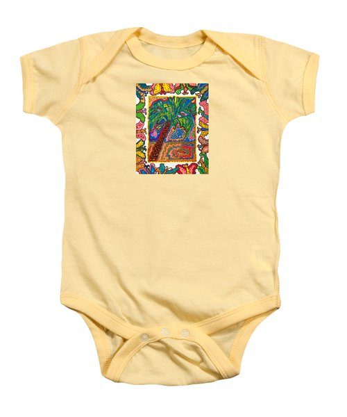 Joyful Flight - II Baby Onesie