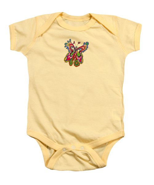 Joyful Flight - Iv Baby Onesie