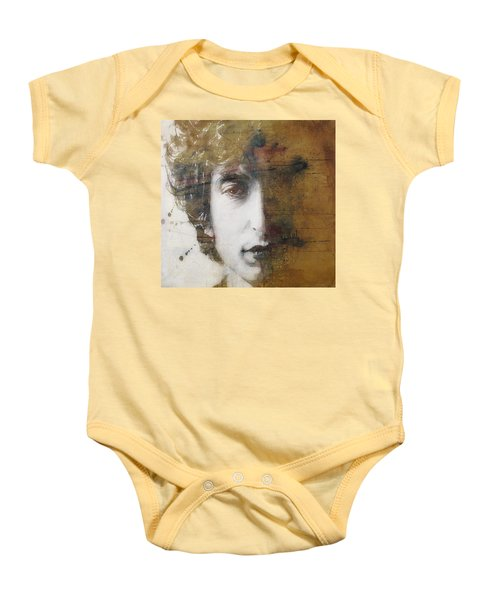 Like A Rolling Stone  Baby Onesie