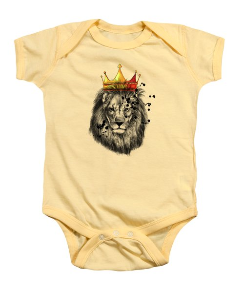 Lion King  Baby Onesie