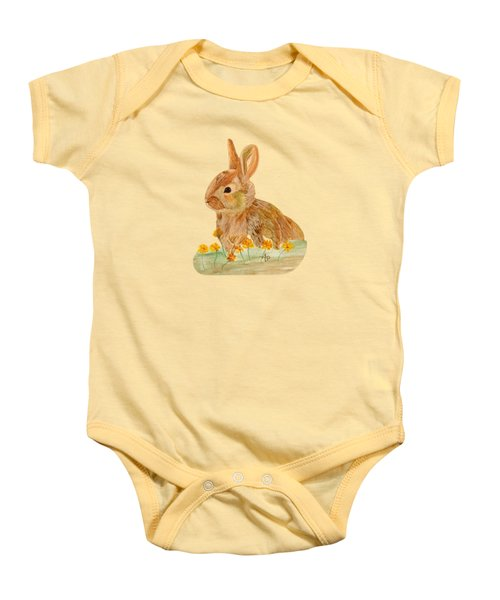 Little Rabbit Baby Onesie