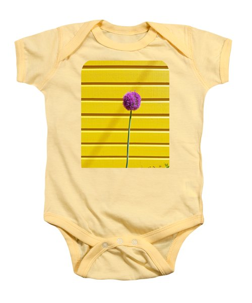 Lollipop Head Baby Onesie