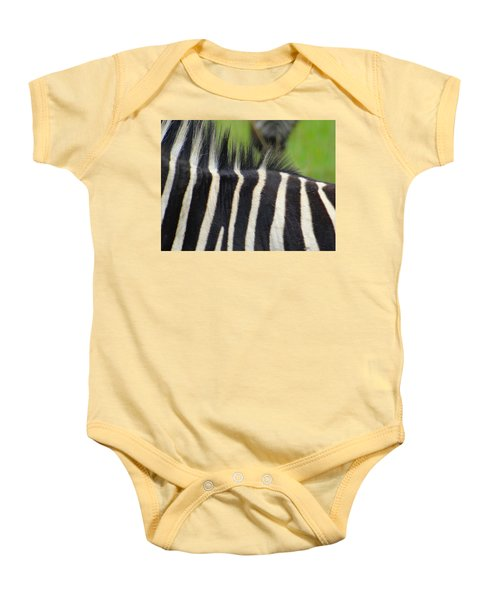 Mainly Mane Baby Onesie