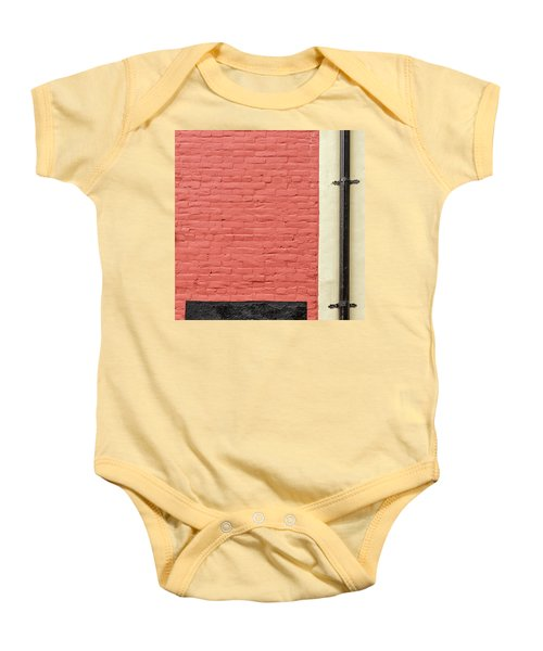 Mews Spout Baby Onesie