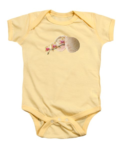 Nature's Golden Gems Baby Onesie by Gill Billington