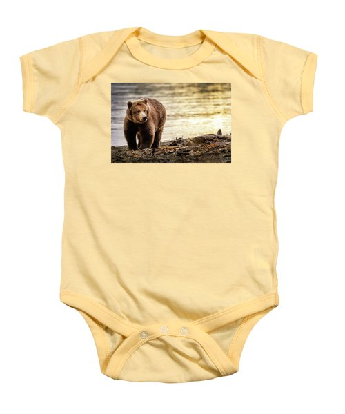 No Escape Baby Onesie