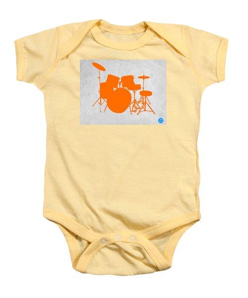 Drum Set Baby Onesies | Fine Art America