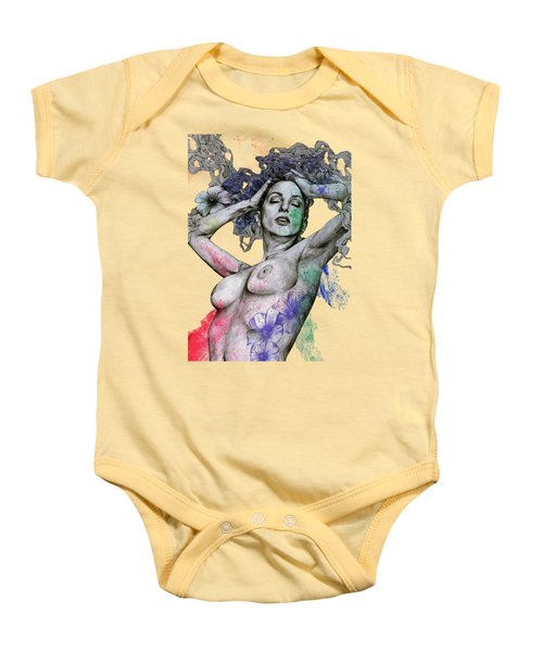 Remembering Days Of Yore Baby Onesie