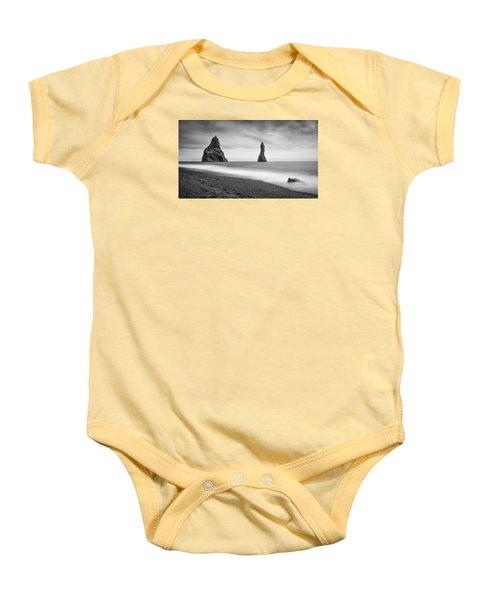 Reynisfjara  Baby Onesie