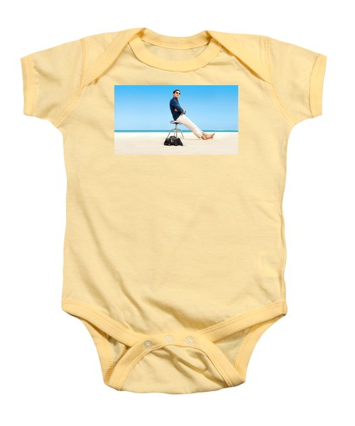 Royal Pains Baby Onesie