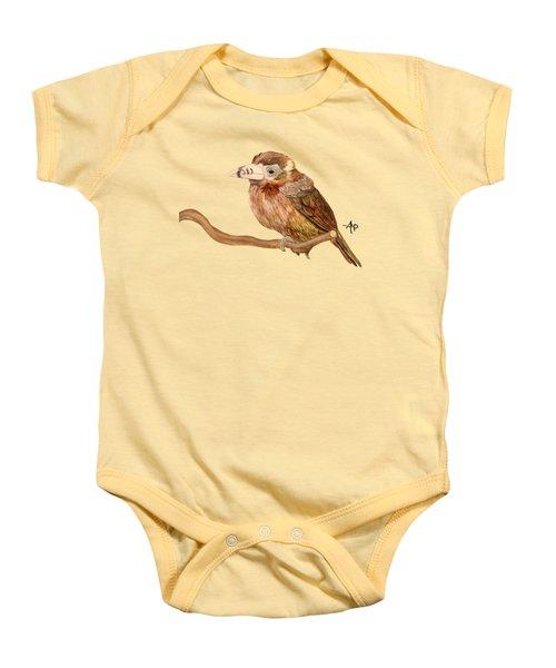 Spot-billed Toucanet Baby Onesie