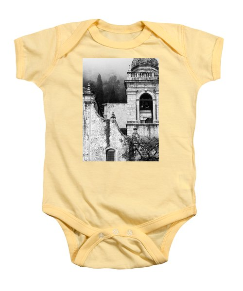Taormina Church Detail Baby Onesie by Silvia Ganora