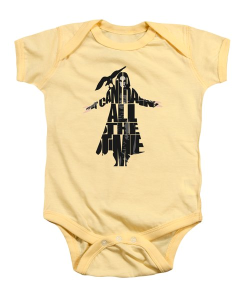 The Crow Baby Onesie
