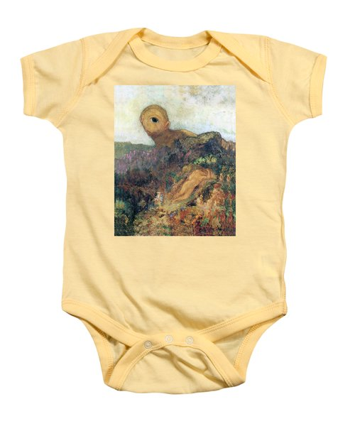 The Cyclops Baby Onesie by Odilon Redon