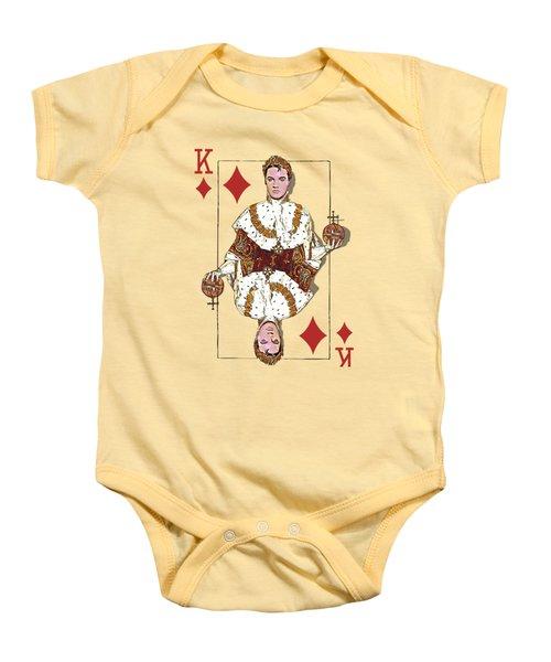 The Kings - Elvis Presley Baby Onesie