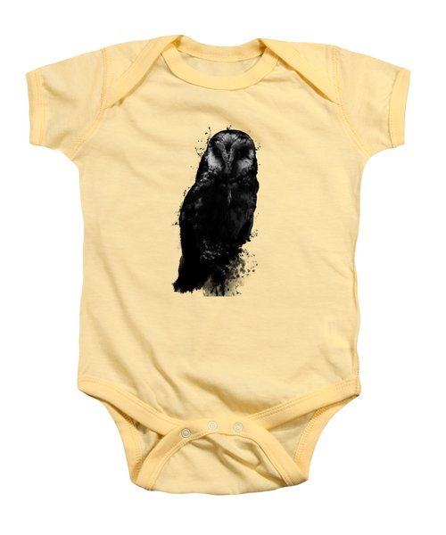The Owl Baby Onesie