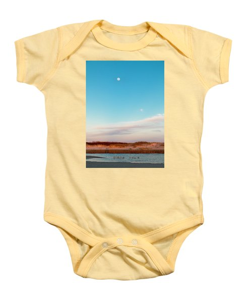 Tranquil Heaven Baby Onesie by Betsy Knapp