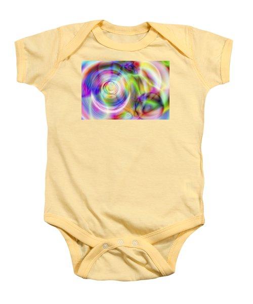Vision 7 Baby Onesie