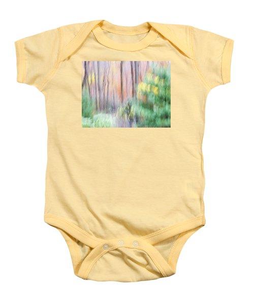 Woodland Hues 2 Baby Onesie