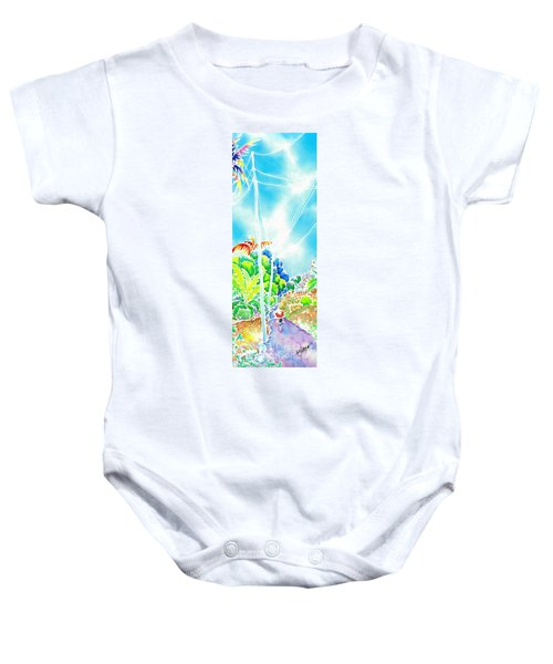 After The Squall Baby Onesie