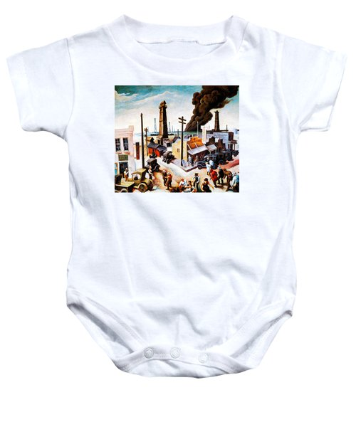 Boomtown Baby Onesie
