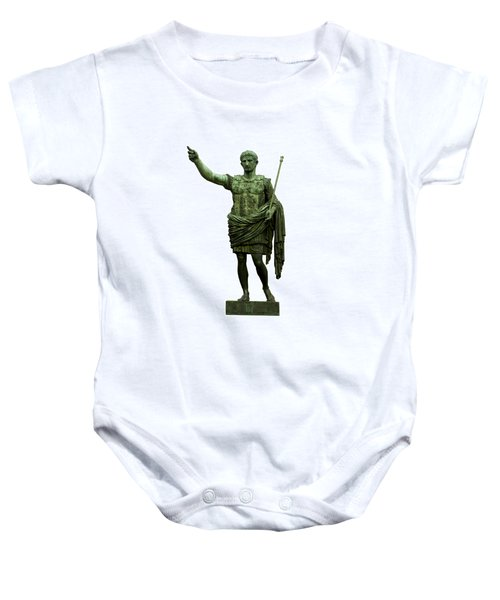 Emperor Caesar Augustus Baby Onesie