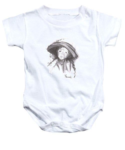 The Bonnet Baby Onesie