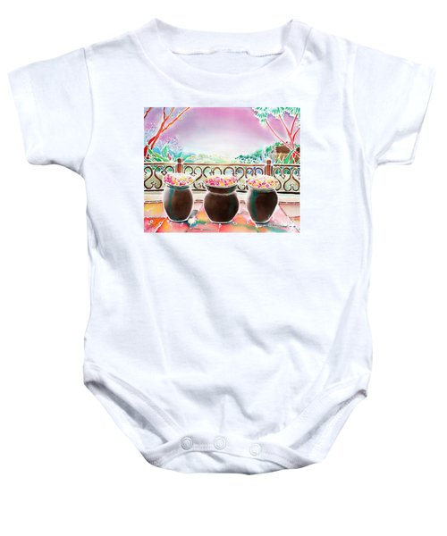 Prelude To The Night Baby Onesie