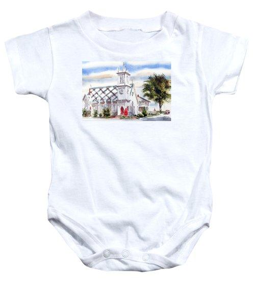 St Pauls Episcopal Church  Baby Onesie
