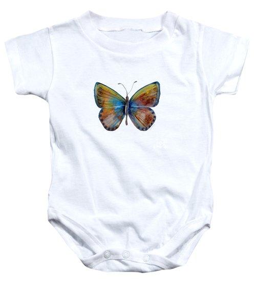 22 Clue Butterfly Baby Onesie
