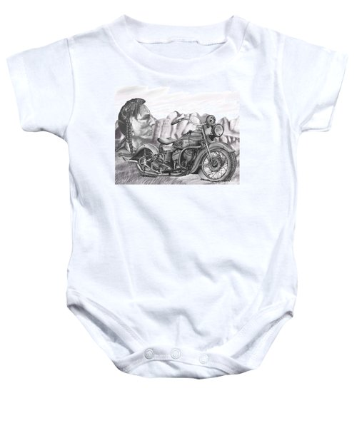 39 Scout Baby Onesie