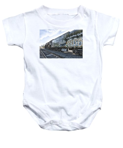 4 8 4 Atsf 2925 In Repose Baby Onesie