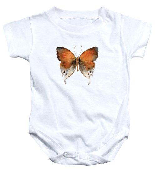 47 Mantoides Gama Butterfly Baby Onesie