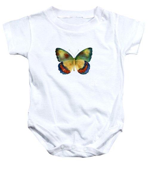 67 Bagoe Butterfly Baby Onesie