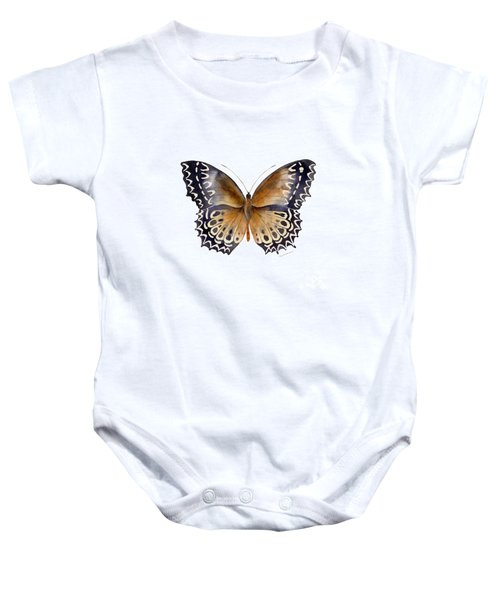77 Cethosia Butterfly Baby Onesie