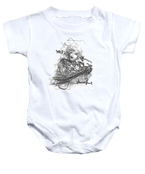A Great Musician Baby Onesie