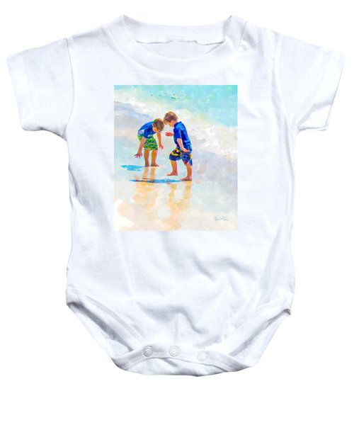 A Summer To Remember Iv Baby Onesie
