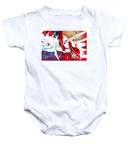 Abstract Original Artwork One Hundred Phoenixes Untitled Number Two Baby Onesie