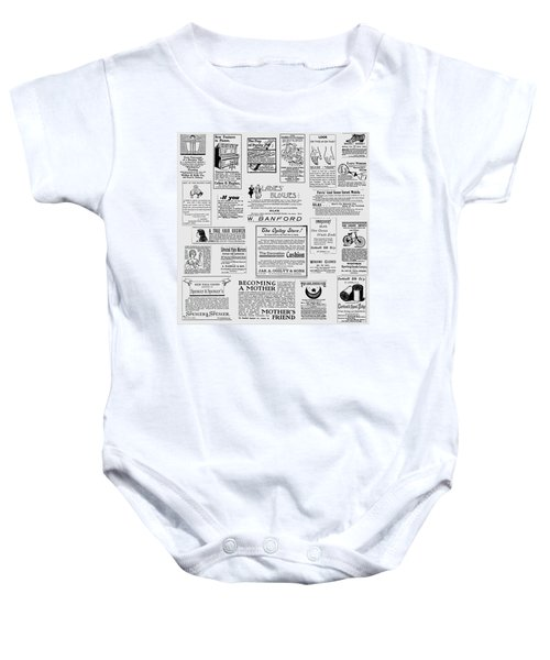 Advert - For The Ladies Baby Onesie