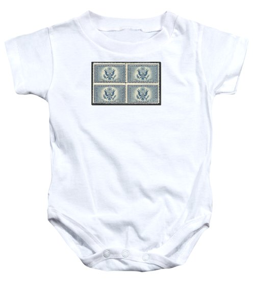 Air Mail Special Delivery Baby Onesie