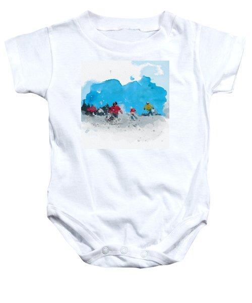 Alberta Landscape 16b Baby Onesie