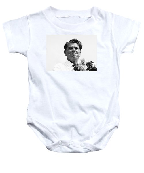 American Optimism Baby Onesie