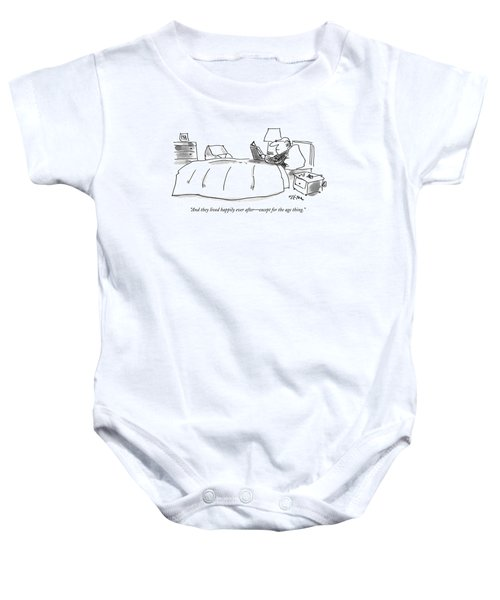 And They Lived Happily Ever After - Baby Onesie