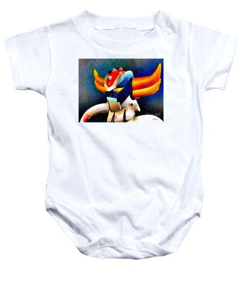 Anterak One Baby Onesie