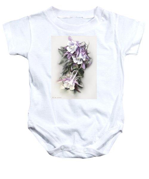 Aqualigia Cascade Baby Onesie