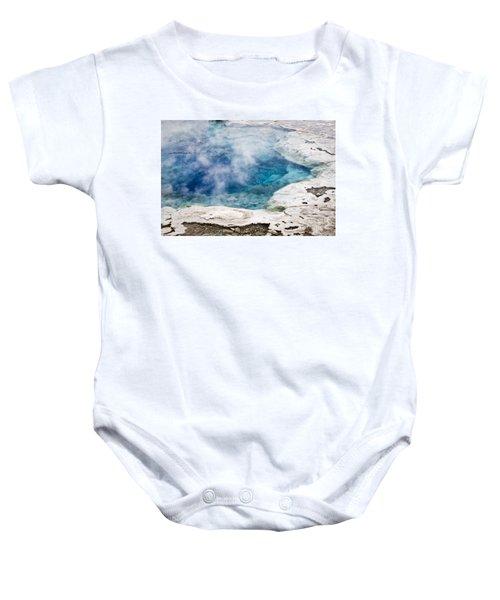 Artemisia Geyser Baby Onesie