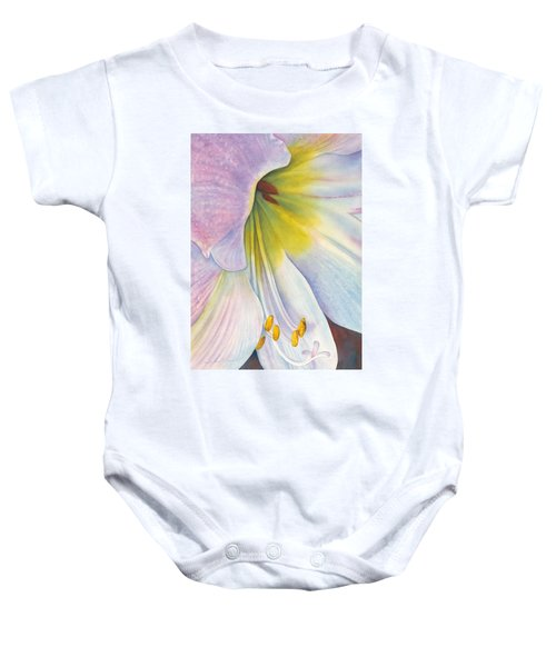 At The Altar Baby Onesie