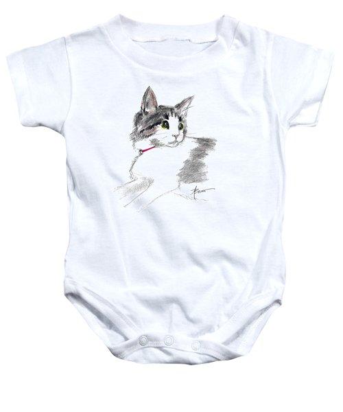 Baby Kitten Baby Onesie