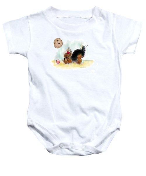 Ball Time Baby Onesie